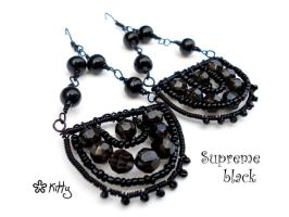 _Supreme black by kitica