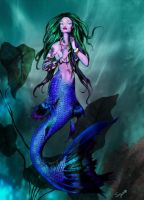 Haute Mermaid by SYoshiko