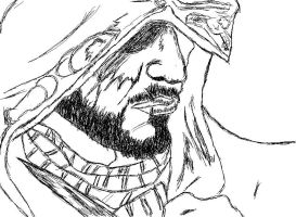Ezio Auditore Da Firenze Assassin's Creed by Presoldier