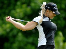 Natalie Gulbis by soccermanager