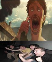 Attack on Bieber by gamerma