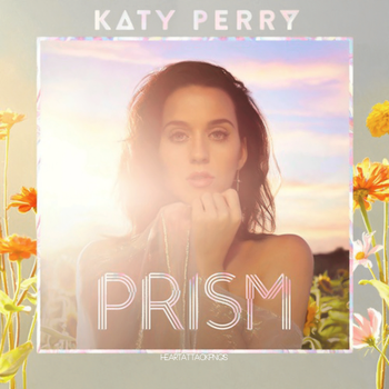 CD Prism Deluxe Edition Katy Perry. by Heart-Attack-Png