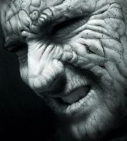 cracked face by Yohan-2014