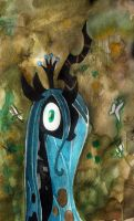 Queen Chrysalis by 00BlacKBerrY00