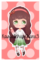[NYP/CLOSED] Christmas Adoptable by KawaiiIchigoChanx3