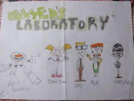 Dexter's laboratory by Mrmr-Hearts-Every1