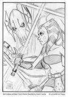 Prelim Sketch for SW Galaxy 4 by grantgoboom