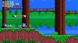 Sonic Satam Fan game Peview 1... by ClassicSonicSatAm