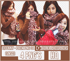 Tiffany (SNSD) - PACK PNG#01 by JeffvinyTwilight