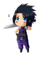 Chibi Zack Fair by Thanysa