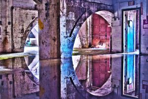 Acidic Archways by sullivan1985
