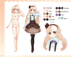 .: Bunielle V3 :. by toi-chan