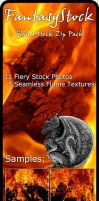 Bonfire Stock Zip Pack 2 by FantasyStock