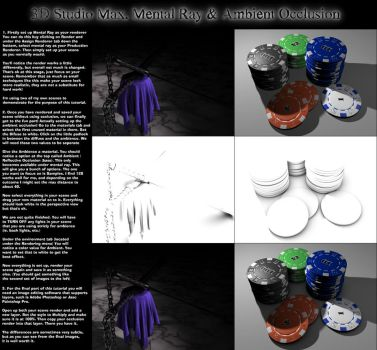 Ambient Occlusion Tutorial by damianGray