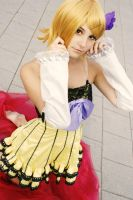 Rin Kagamine ColourfulxMelody by Yunminko