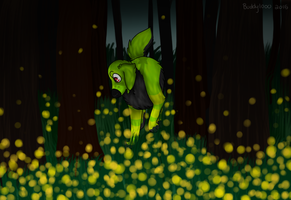 10 million fireflies by zcola12