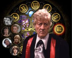 The Third Doctor by killashandra-falta