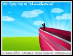 The Flying Ship to 'Nowhere' by stylized5