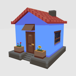 Tiny house by Foxelbox