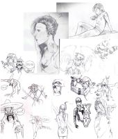 sketch dump by MattWelch