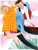 Sue And Reed by kevinwada