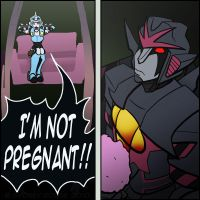 NOT PREGNANT by Insanity-24-7