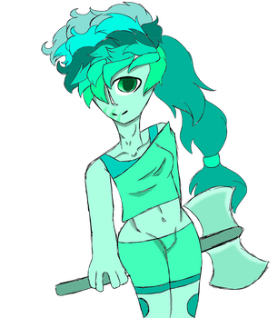 Aquamarine by Greenflme912