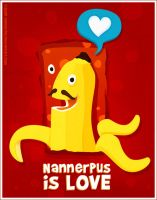 Nannerpus Is Love by nannerpus