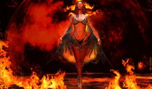 Order of the Dark Phoenix by TheGeminiDream