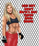 Ronda Rousey by montalvo-mike