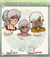 ToDA|More Crack Babies! by starryAwesomeBlossom