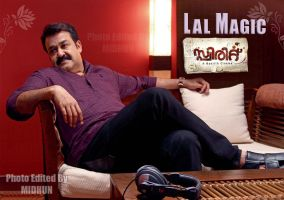 Mohanlal by midhunstar