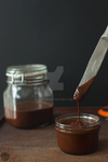 Homemade hazelnut - chocolate spread by spondii
