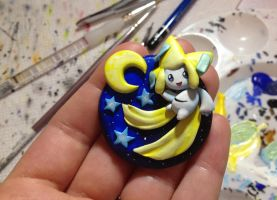 Make a Wish - Jirachi by Gatobob