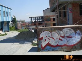bombing by basestyle