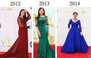 Mayim Bialik at the Emmys by QuantumInnovator