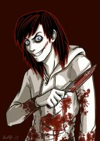 Jeff the Killer by shannon-freeman
