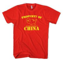 property of china by Satansgoalie