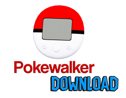 DOWNLOAD: Pokewalker by BennyBrutt