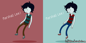 bb Marshall Lee by dettsu