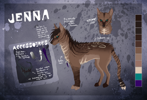 Jenna Reference Sheet by take0it0isi