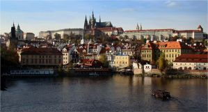 My native city of Prague by SvitakovaEva
