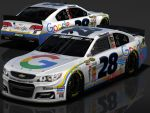 My NR2003 2016 Google Chevy SS by ImfamousE