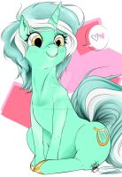 Lyra by LittlePinkCakes