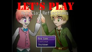 Let's Play: Hetalia Reflections DEMO 0.1 by chi171812