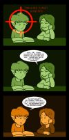 TMM: The Beginning of a Great Friendship - 2 by Abadir