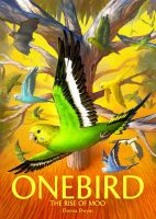 OneBird: The Rise of Moo cover Illustration by T-Tiger