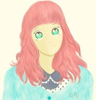 a girl by madna29