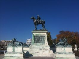 The Ulysses S. Grant Memorial by 44NATHAN