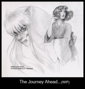 The Journey Ahead....WIP by M-Skirvin